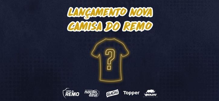 6b6d1dfffa Venda de ingressos para a Festa de Lançamento da nova camisa do Remo inicia  nesta segunda